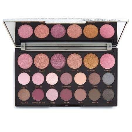 Makeup Revolution Jewel Collection Eyeshadow Palette Opulentorabelca