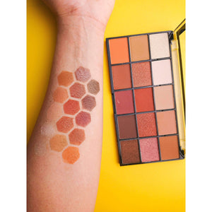 Makeup Revolution Re-Loaded Palette - Feverorabelca
