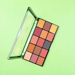 orabelca:Makeup Revolution Re-Loaded Palette Newtrals 3