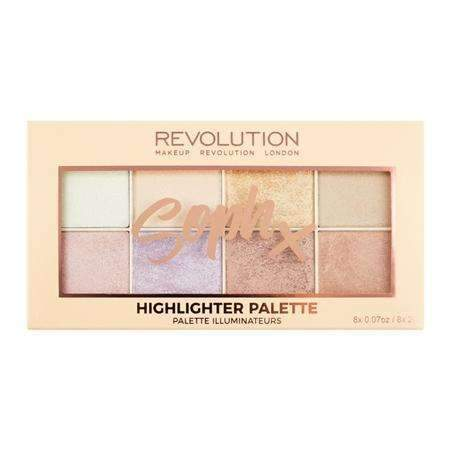 Makeup Revolution Soph Highlighter Paletteorabelca
