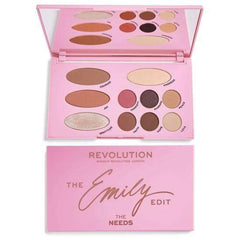 orabelca:Makeup Revolution The Needs Emily Edit