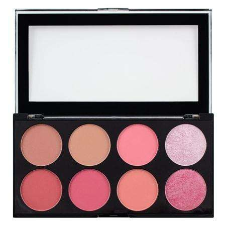 Makeup Revolution Ultra Blush Palette Sugar and Spiceorabelca