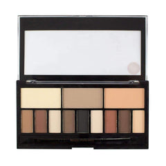 orabelca:Makeup Revolution - Eye Contour Palette - Light & Shade