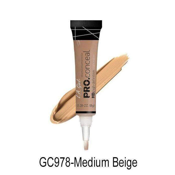 orabelca:L.A. Girl - HD Pro Concealer,Medium Beige