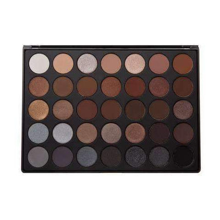 Morphe - 35N- 35 Color Matte Eyeshadow Palette