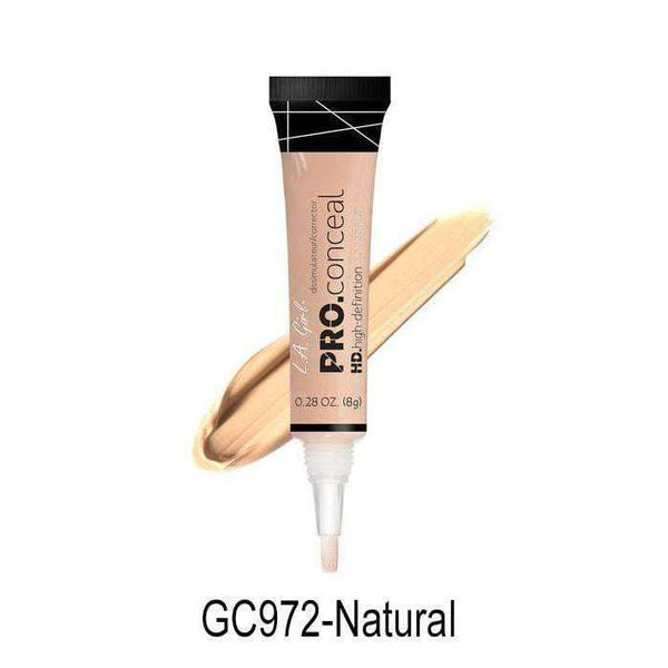 orabelca:L.A. Girl - HD Pro Concealer,Natural
