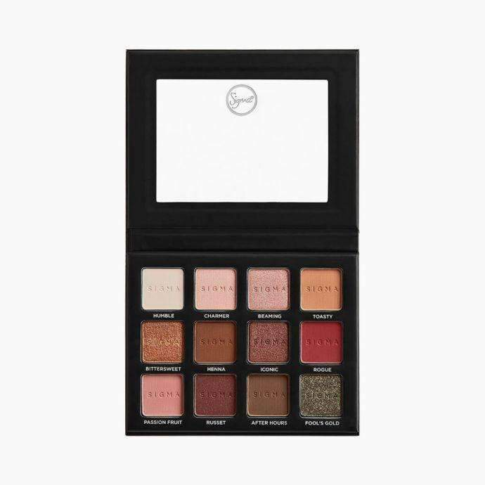 Sigma Warm Neutrals Volume 2 Eyeshadow Paletteorabelca