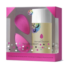 orabelca:beautyblender - two.bb.clean