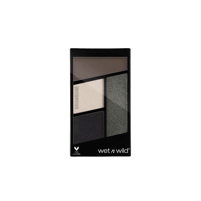 Wet n Wild Color Icon Eyeshadow Quad Lights Outorabelca