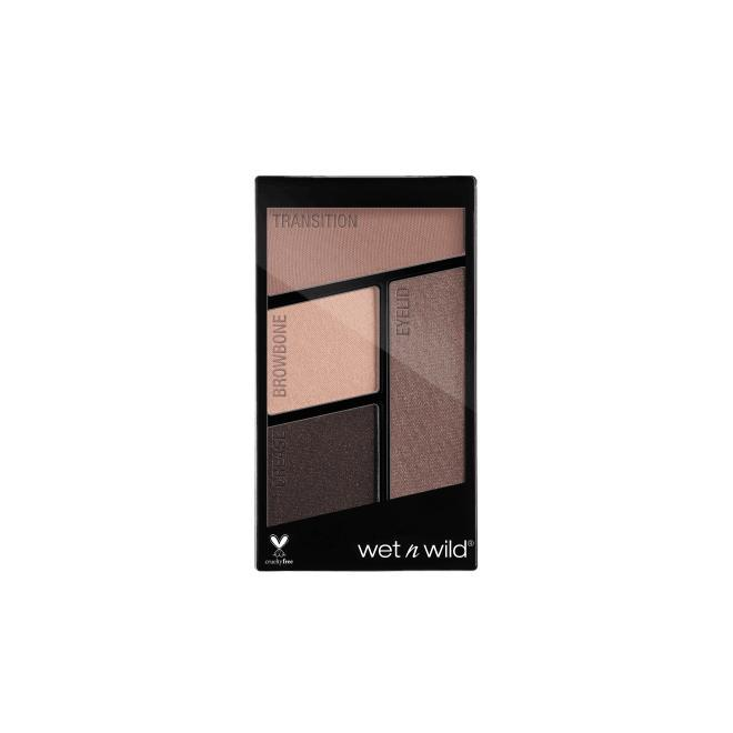 Wet n Wild Color Icon Eyeshadow Quad Silent Treatmentorabelca