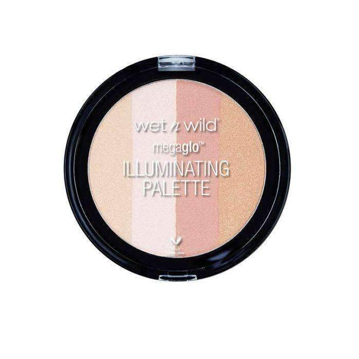 Wet n Wild MegaGlo Illuminating Powder - Catwalk Pinkorabelca