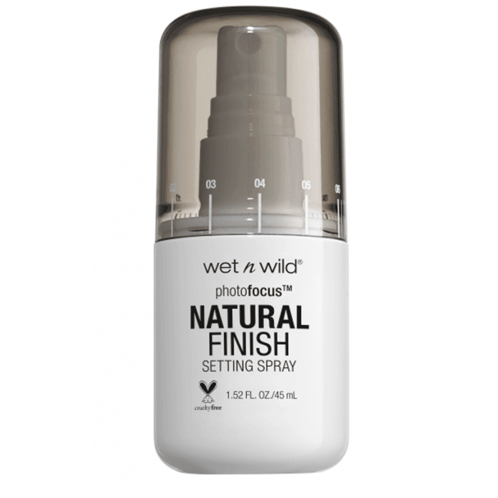 Wet n Wild Photo Focus Natural Finish Setting Sprayorabelca