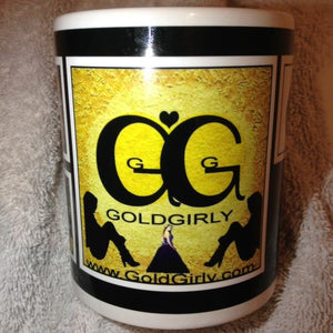 Mug GoldGirly La Do Ré