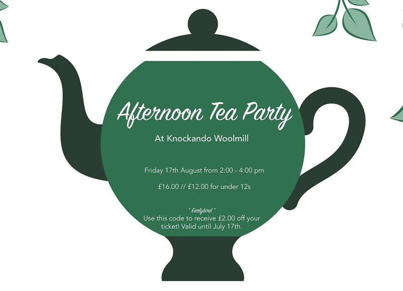 Afternoon Tea Party: The
