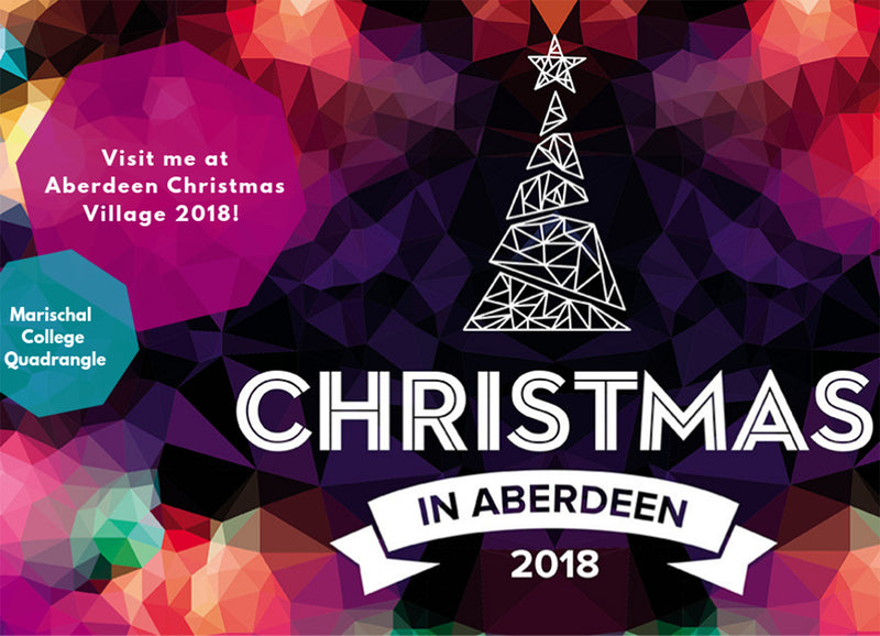Visit Our Festive Chalet at the Aberdeen Christmas Village
