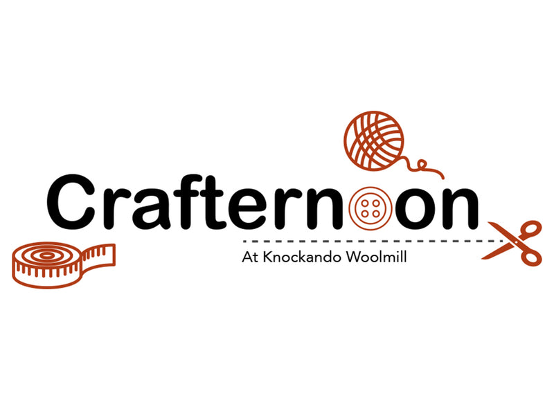The First Crafternoon Session of the Year!