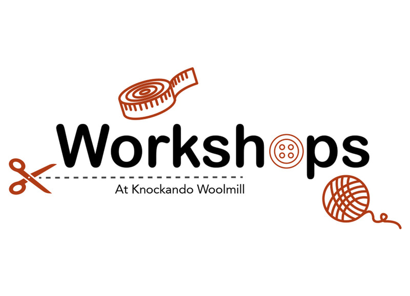 Upcoming Workshops at the Woolmill