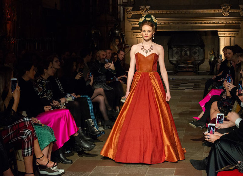 'Women of the Crown' Fashion Show + 12 facts about Mary, Queen Of Scots