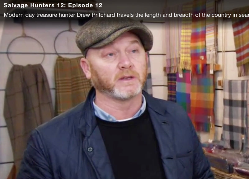 Salvage Hunters - A Visit to the Woolmill
