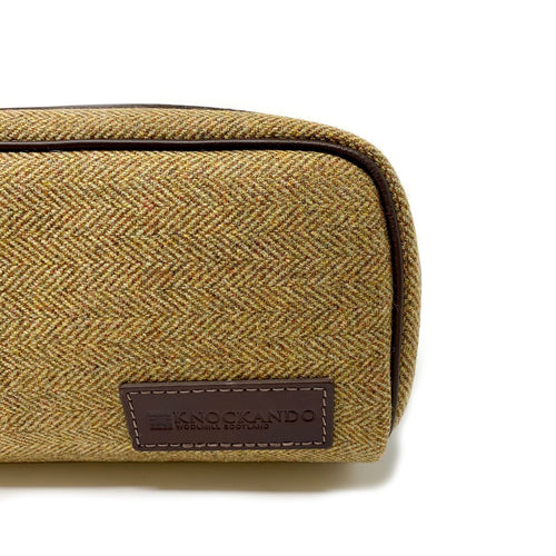 Luxury Ben Vrackie Large Wash Bag