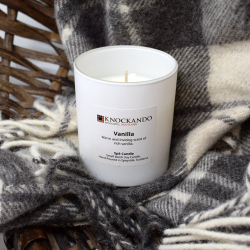 Vanilla Highland Home Candle