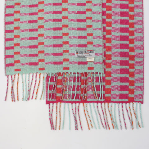 Whisper of Cashmere - Highland Sunshine Scarf