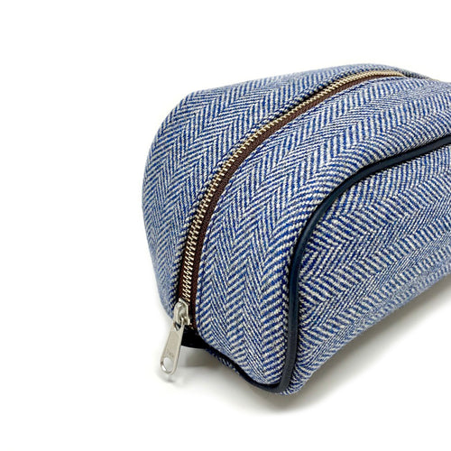 Luxury Highland Sky Small Wash Bag