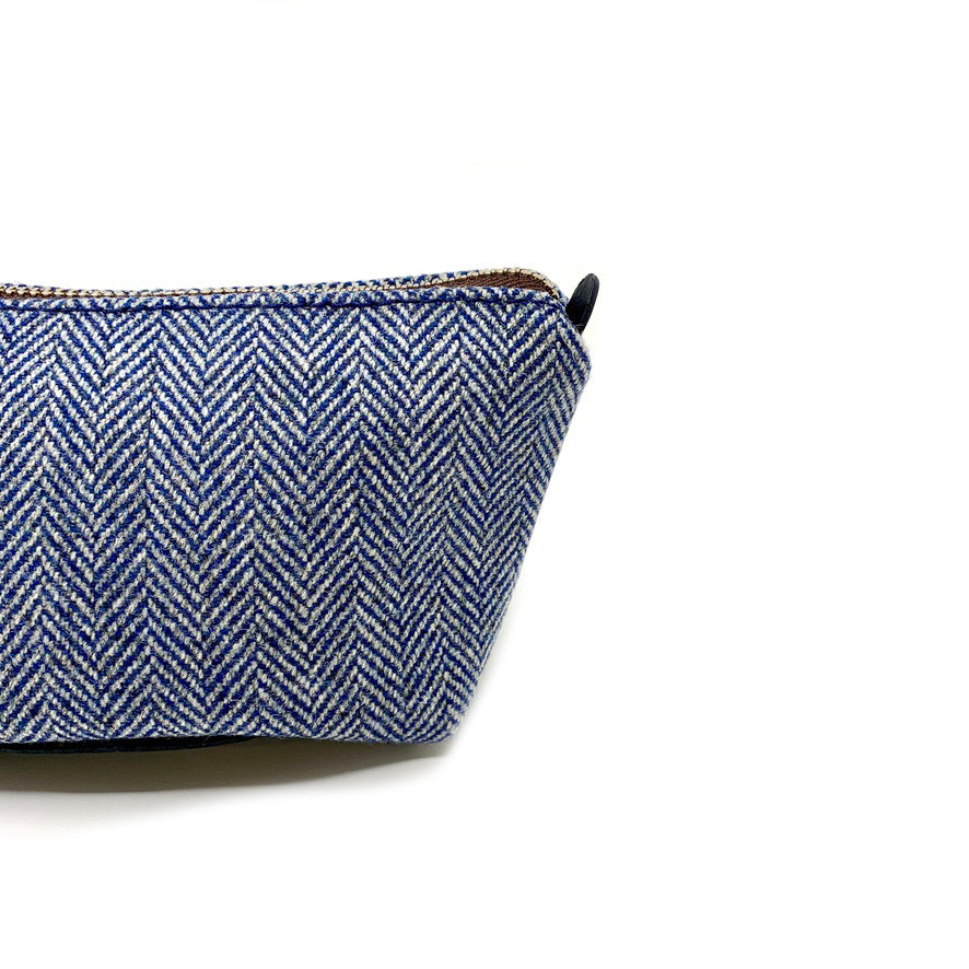 Luxury Highland Sky Small Travel Pouch