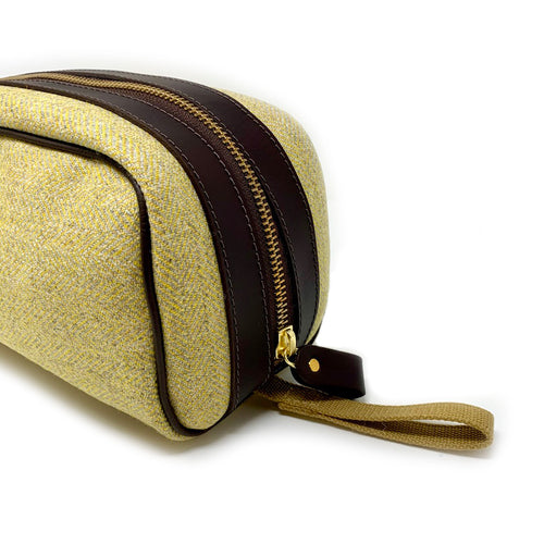 Luxury Highland Sunshine Large Wash Bag
