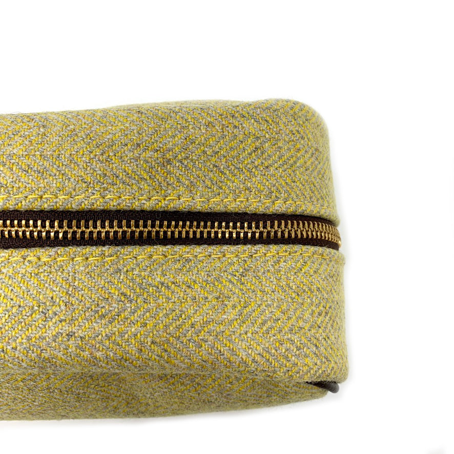 Luxury Highland Sunshine Small Wash Bag