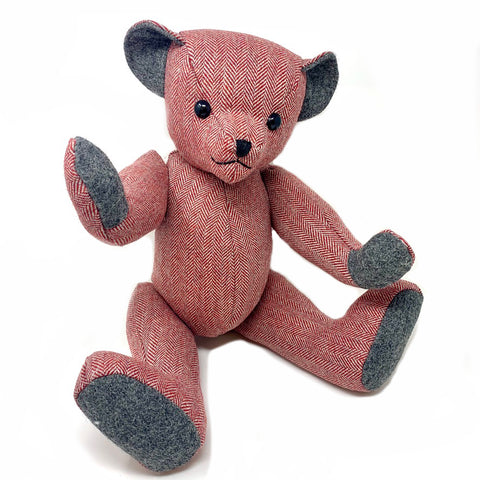 Highland Sunshine Teddy Bear - Medium