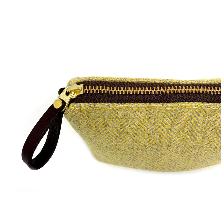 Luxury Highland Sunshine Small Travel Pouch