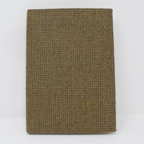 A5 Tweed Notebook - Lochnagar