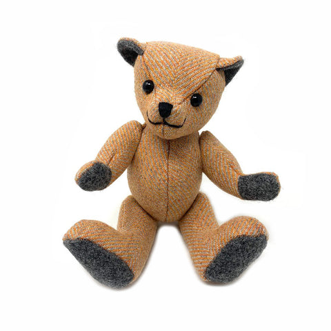 Highland Warmth Teddy Bear - Large