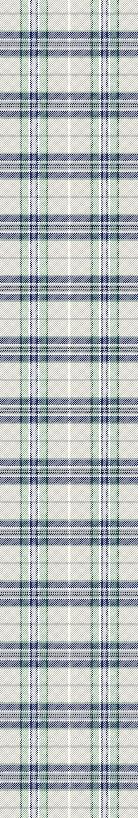 Scarf - Green Check