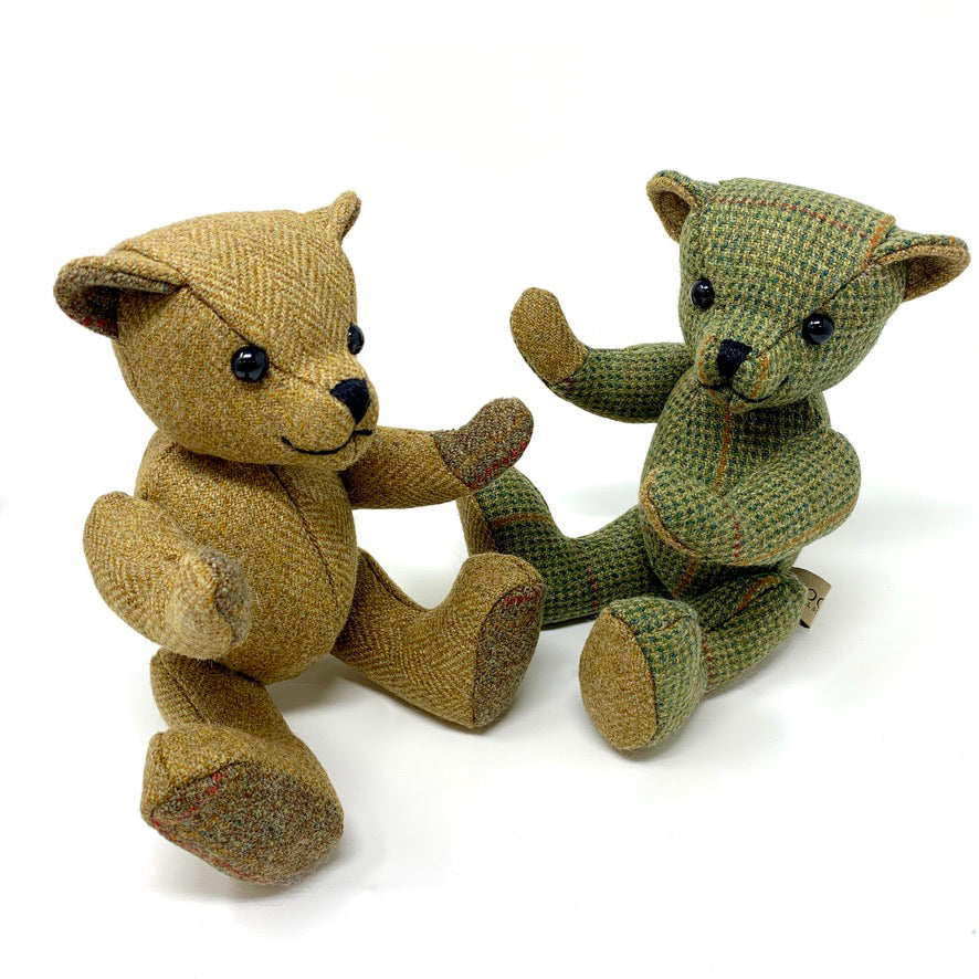 Corryhabbie Teddy Bear - Small
