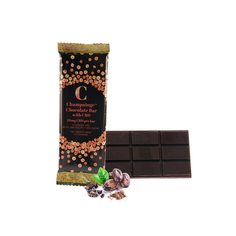 Chocolate Bar with CBD