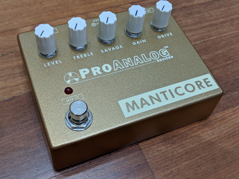ProAnalog Devices Manticore V2 Gold
