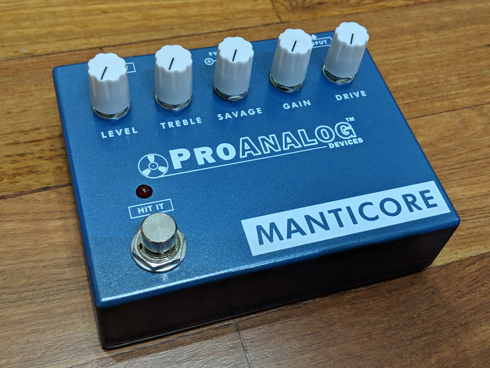 ProAnalog Devices Manticore V2 Blue