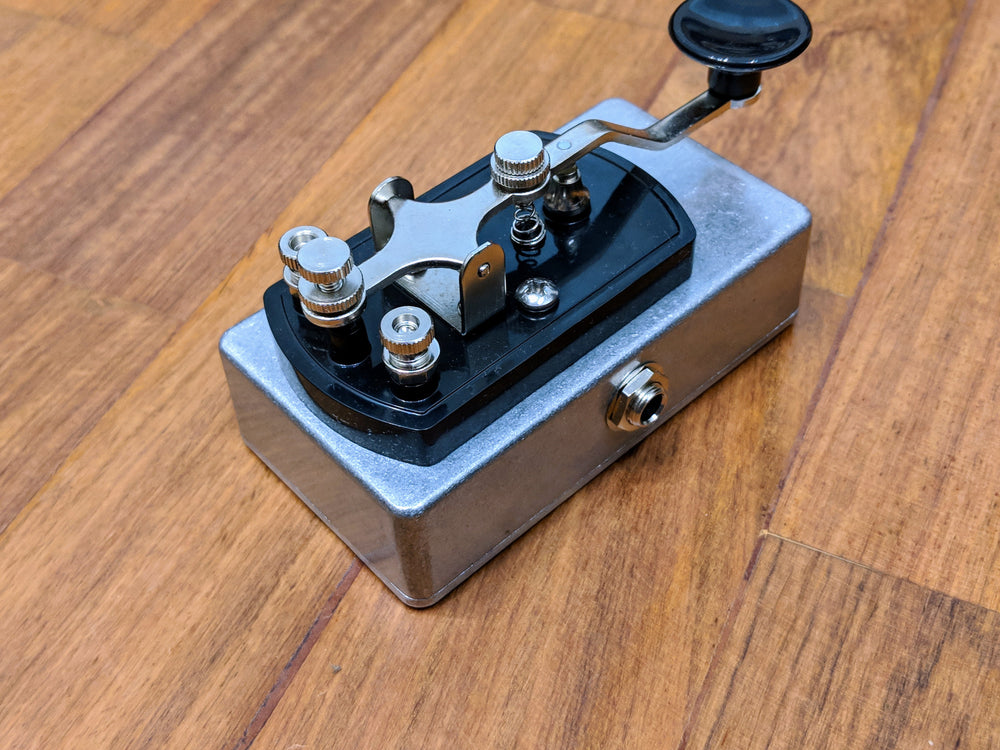 Coppersound Pedals Telegraph Stutter