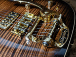 Melancon Custom Artist T in Walnut Burst
