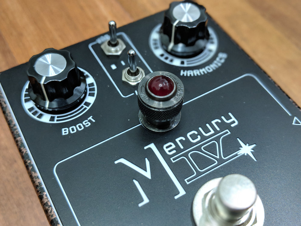 Spaceman Effects Mercury IV in Vintage Copper