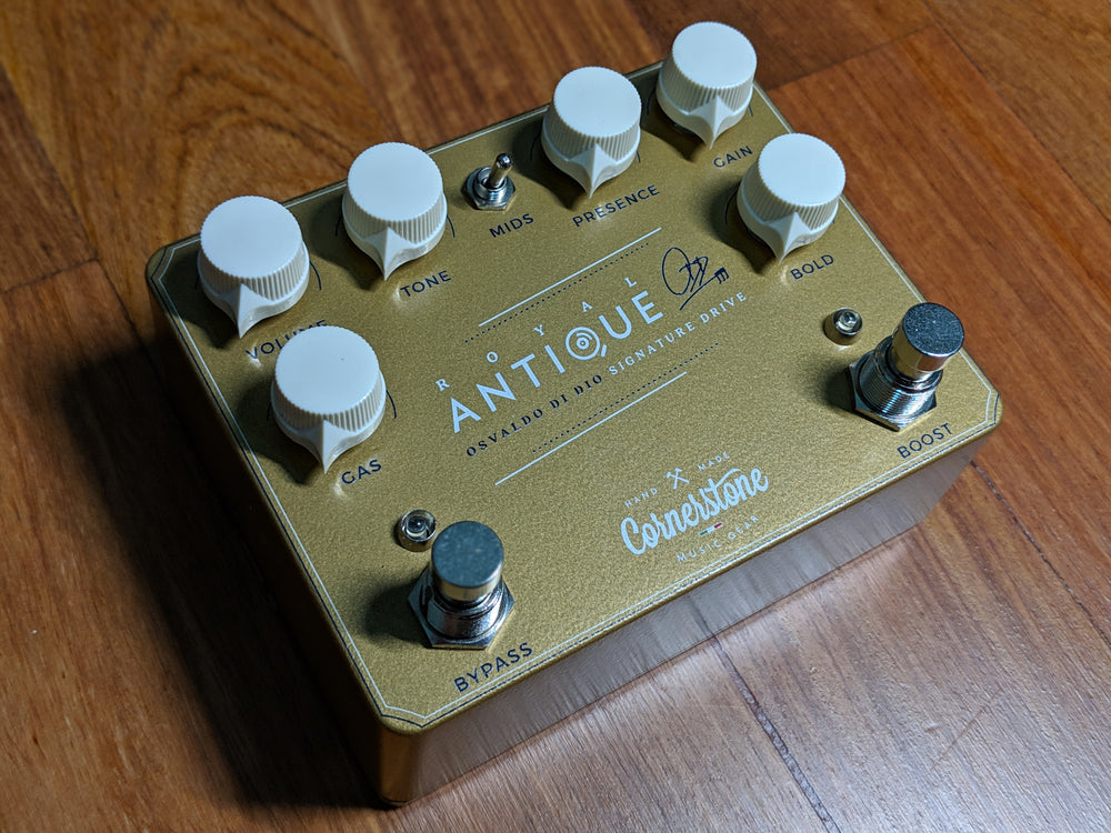 Cornerstone Music Gear Royal Antique