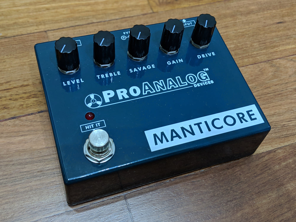 ProAnalog Devices Manticore V2 Green