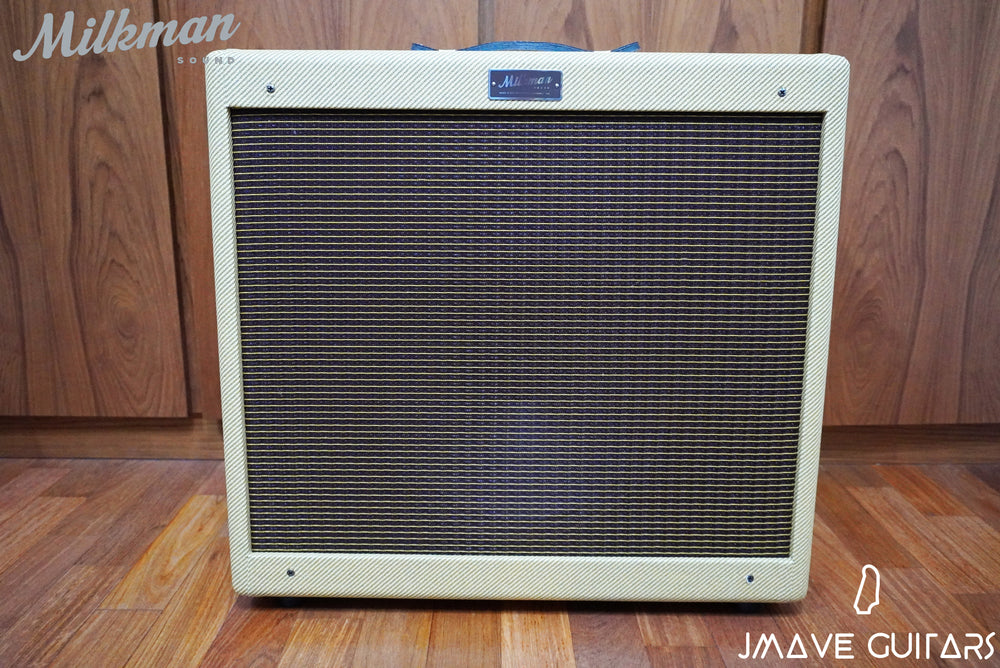 Milkman Sound 10W Pint in Tweed with Top Panel 230V