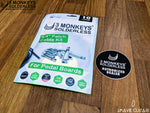 3 Monkeys Solderless Patch Cables 1010 (10 Plugs, 10ft Cable)