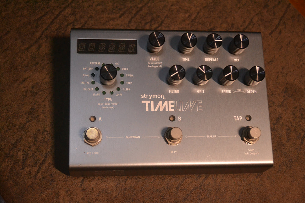 Strymon Timeline *Used*