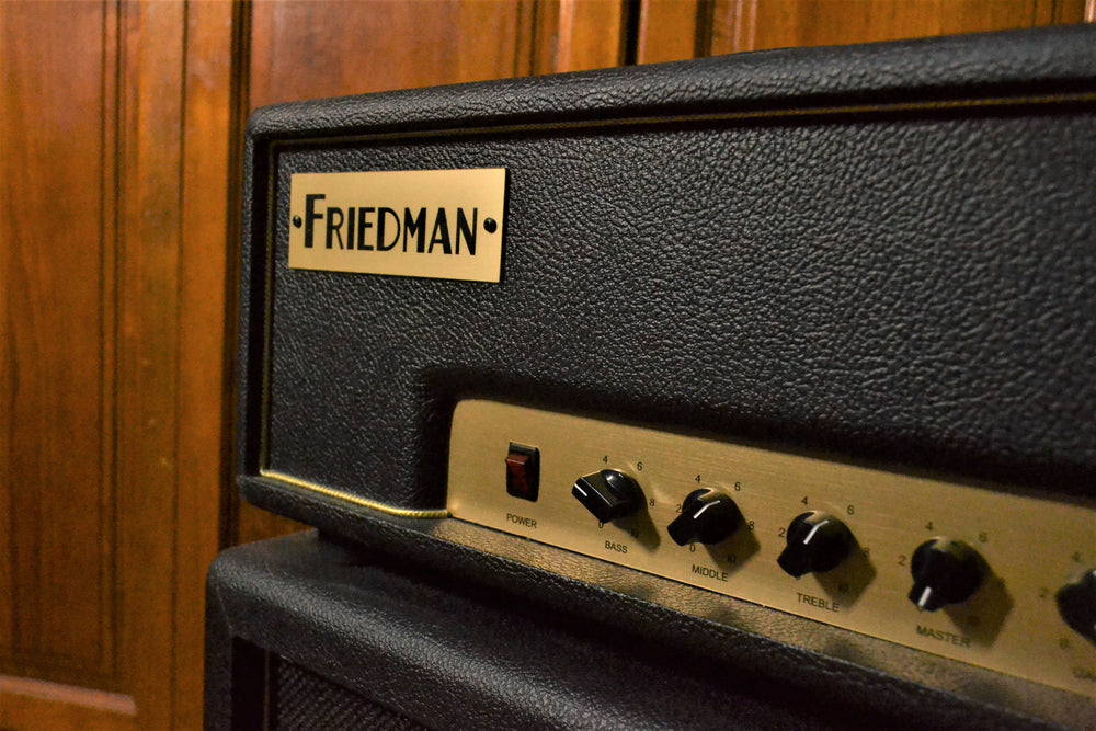 Friedman PT 20 Head+Cab with Modded Clean Channel