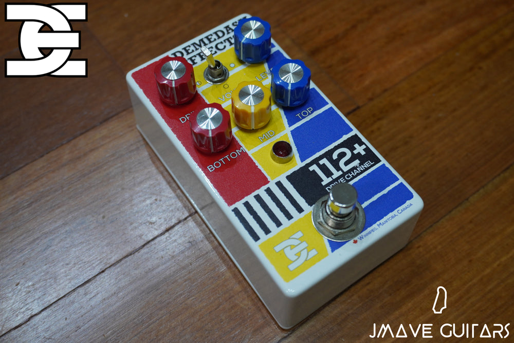 Demedash Effects 112+ Drive Channel