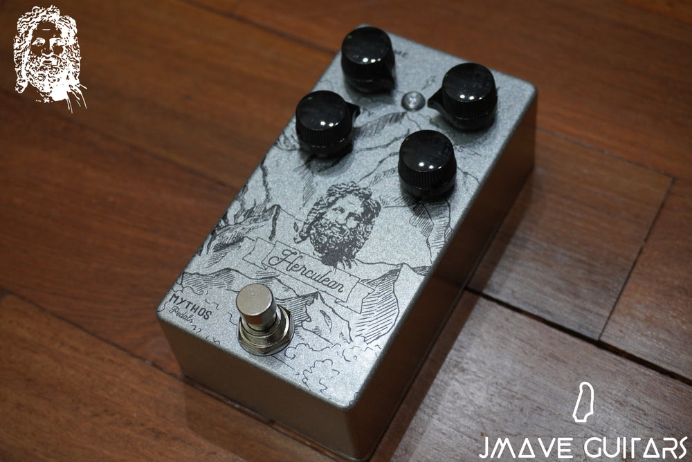 Mythos Pedals Herculean V2 Overdrive